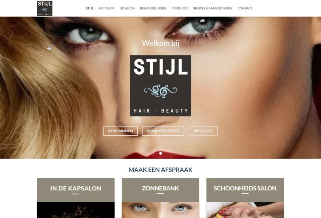 STIJL Hair & Beauty
